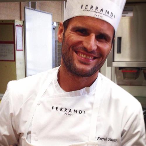 Pâtisserie en ligne avec un chef - Moovandji
