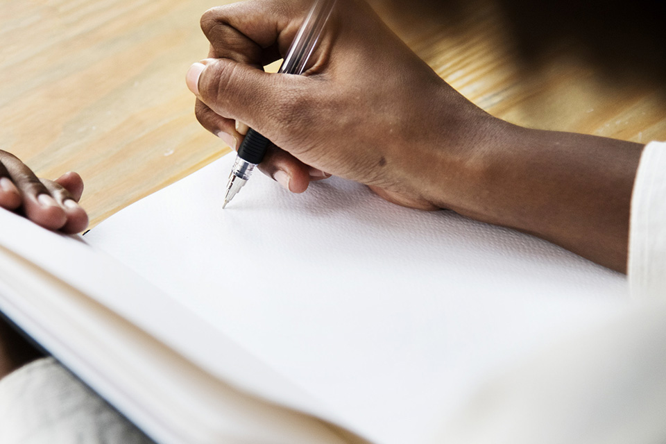 Atelier d'écriture créative et de philosophie - Moovandji