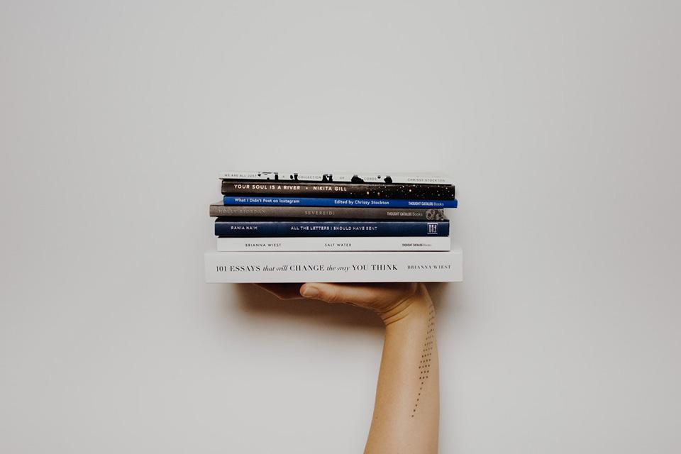 Une Selection De Livres Inspirants A Offrir Pour Noel