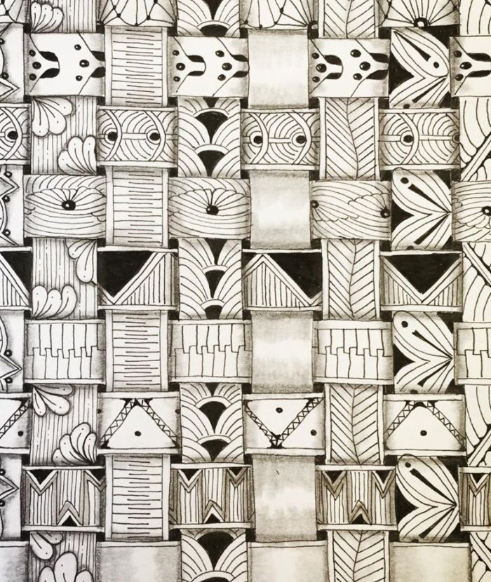 L'art du Zentangle Inspired Art - Moovandji activateur de talents