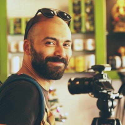 Portrait Khaled Nadim