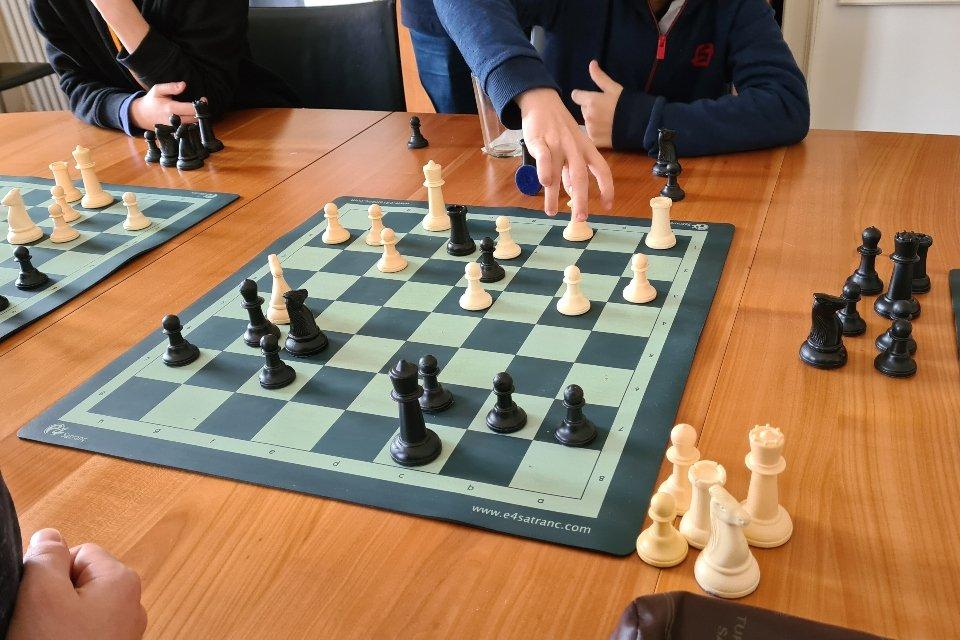 L'art de jouer aux échecs - projet Moovandji