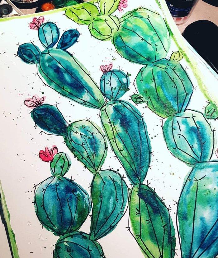 L'art d'illustrer le jardin de ses rêves