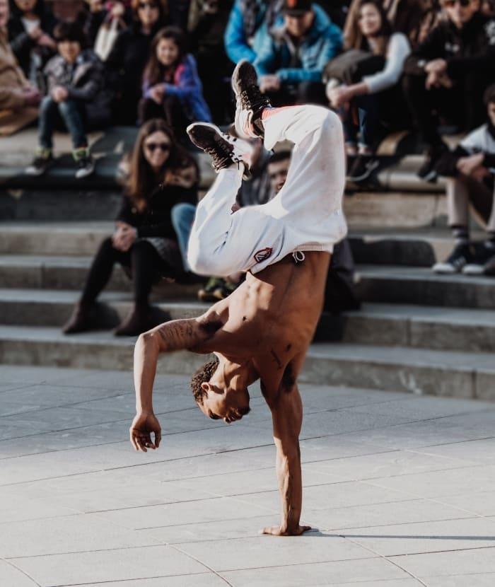 Le Hip-Hop, tout un art à Istanbul - Moovandji activateur de talents